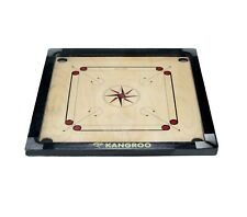 """Carrom Board 26"""" x 26"""" Wooden Smooth Surface Gift Indian Games High Quality"""