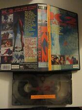 K2 L'ultime Defi de Melvyn J. Estrin, VHS Polygram, Action