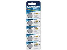 5 Camelion Knopfzellen Lithium CR2032 Batterien Uhrenbatterien Knopf Zellen b31v