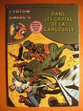 Capitain America -Tome 7. Dans les griffes de la Gargouille - Comics-Arédit