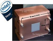 Intel Xeon 2U Server Heatsink for Socket LGA771 Xeon 5XXX Series Prccessor - New