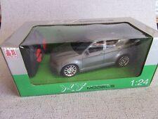 NEXT R/C Modell 1:24 BMW silber 10*24*12.5cm geeignet ab 6 Jahre