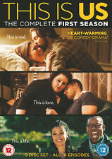 This Is Us Season 1 (DVD)