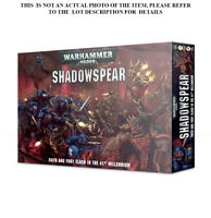 Warhammer 40k Shadowspear Separate Units - buy one or more