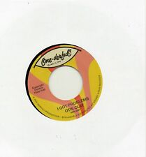 OTIS CLAY   I GOT PROBLEMS / THANK YOU LOVE    ONE-DER-FUL Re-Issue  NORTHERN