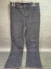 Gloria Vanderbilt Black/Gray Stretch Jeans Women's 6 Average