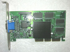 NVIDIA 3D Force B-16 AGP Video Graphics Card - Works Perfect