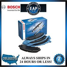 For 2002-06 RSX 2006-11 Civic 2000-09 S2000 Bosch Blue Front Disc Brake Pad NEW