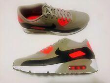 Nike Air Max 90 Ultra 2.0 Essential Black Grey Tan Punch (875695-010) Size 12