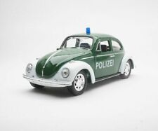 VOLKSWAGEN Classical Beetle Police Welly 1/36 1/32 1/34 Diescat Car Model Green