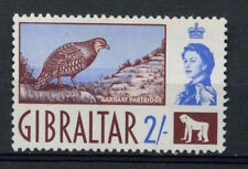 Gibilterra 1960-2 SG # 170, 2S Barberia PERNICE, Uccello MNH #A 75252