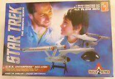 AMT 1/650 & 1/1000 (2n1) Star Trek USS Enterprise NCC1701 # 913
