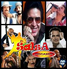 Dj Video Mix - THE ULTIMATE SALSA PARTY MIX - Best Dancing Hits!!!! + Gift