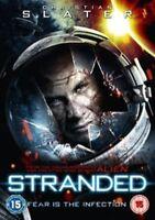Stranded (DVD, 2013) Christian Slater Sci-Fi Horror NEW SEALED PAL R2