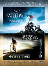 Letters From Iwo Jima /Flags of Our Fathers - 5 Disc Set Commemorative Edition