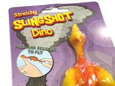 Dino Shooter volar Juguete Niños Niñas Dinosaurio Slingshot Navidad Stocking Relleno