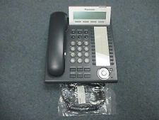 Panasonic KX-NT343 B VOIP IP 24 Button Display Speaker Telephone KX-TDA100 #B