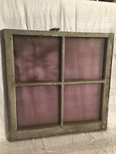 "Prism Glass Sash 30""x30"" Ex.Condition Luxfer/American 3 way"