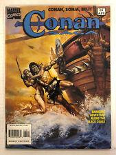 Conan Saga # 85 Gran Tamaño Cómic Revistas Marvel 1994