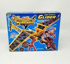 Tyco 1993 Caddilacs and Dinosaurs Jack Tenrec's Glider Action Figure Sealed Nib