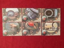 Stargate SG-1 Dial Us Home Chase Trading Cards D1-D6 Rittenhouse 2002