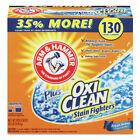 Arm & Hammer 3320000108 3/Ct 9.92lb Box OxiClean Powder Detergent - Fresh New
