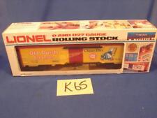 K65 VINTAGE LIONEL 6-9870 DUTCH CLEANSER REEFER - LIGHTLY USED IN BOX