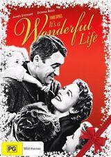 It's A Wonderful Life (DVD, 2017) (Region 4) Aussie Release