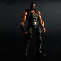 Play Arts Kai Batman The Dark Knight Trilogy Bane PVC Action Figure