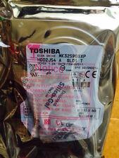 """*New* Toshiba MK3259GSXP 320 GB,Internal,5400 RPM,2.5"""" (HDD2J54) Hard Drive"""