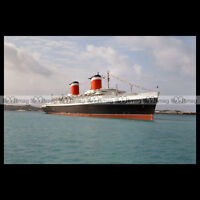 #php.01066 Photo SS UNITED STATES LINE PAQUEBOT OCEAN LINER