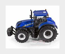 New Holland T7.315 Tractor 2018 Blue Black BRITAINS 1:32 LC43149 Model