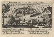Rheinberg : Kupferstich, Meisner Schatzkästlein, 1627