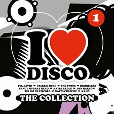I LOVE DISCO COLLECTION VOL.1 2 CD