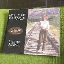 MYLENE FARMER -California (Remixes)-CD- NEUF SCELLÉ