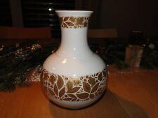 Lorenz Hutschenreuther Vase  Gold  Art-Deco