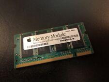 Apple M8995G/B 512MB PC2700S DDR-333MHz 200-Pin SODIMM M470L6524CU-CB3 PowerBook