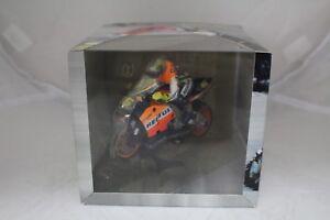 Scalextric Slot Valentino Rossi #46 Honda Factory Team Racing Bike #C6000 NOS.