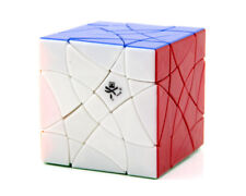 DaYan Double Swallow Master Magic Cube Twist Puzzle Shuang Fei Yan Stickerless