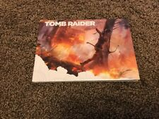 Tomb Raider Collectors Edition items Artbook
