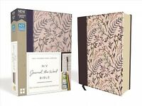 NIV Journal the Word Bible : New International Version, Pink Floral / Cloth o...