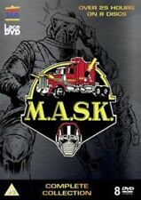 Mask Complete Collection 5037899004722 DVD Region 2