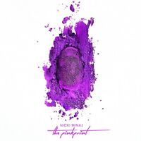NICKI MINAJ - THE PINKPRINT (DELUXE EDITION)  CD NEW+
