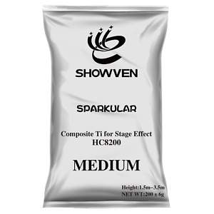Sparkular Pro Powder 200g - MEDIUM