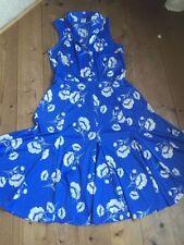 Originale Rockabilly Vintage-Kleider für Damen in Größe 40