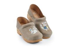 Dansko Twin Pro Llama Milled Nubuck Clog Women's EU sizes 36-42/6-12 NEW!!!
