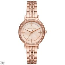 Michael Kors MK3643 Darci Women's Wrist Band Watch Colour: Rose Gold with