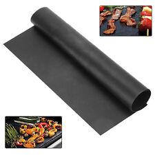 Lot of 5 BBQ Grill Mat/Sheet Teflon Reusable Resistant Non-Stick Barbecue Mat