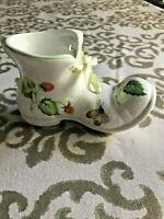"Vintage James Kent LTD Old Foley Boot/Shoe ""Strawberry"" made in England"