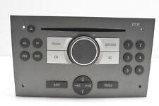 VAUXHALL ASTRA H ZAFIRA B 2004 2014 INTERIOR RADIO CD PLAYER UNIT CD30 13190856